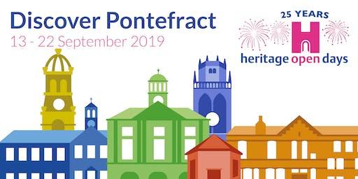 Heritage Open Days: Pontefract Masonic Hall