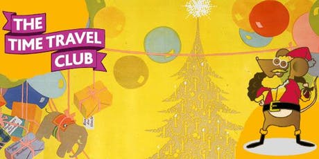 Time Travel Craft Club: Christmas tickets