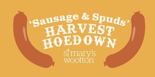 Sausage & Spud Harvest Hoe Down
