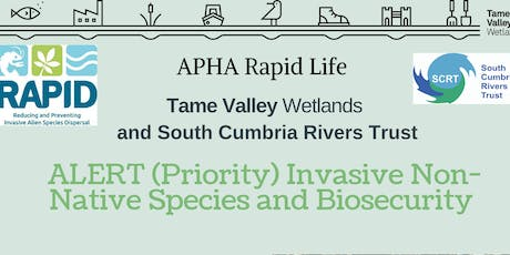 ALERT (Priority) Invasive Non-native Species and Biosecurity tickets