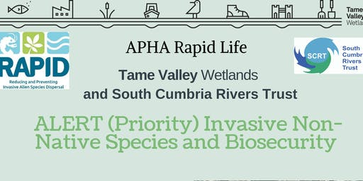 ALERT (Priority) Invasive Non-native Species and Biosecurity