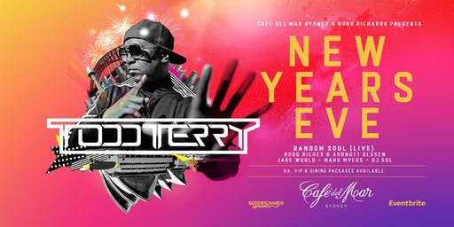 NYE 2019 ft. Todd Terry