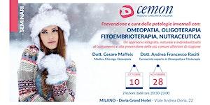 MILANO - Prevenzione e cura delle patologie invernali...