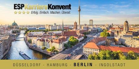 ESP Karriere Konvent - Berlin Tickets