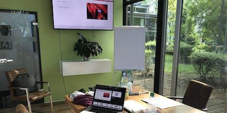 EINFACH FILMEN mit dem Smartphone -  5-stündiger Grundlagen-Powerworkshop Tickets
