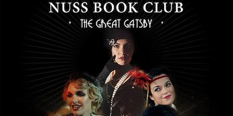 NUSS ALL Book Club - The Great Gatsby tickets