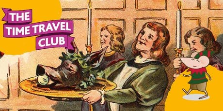 Time Travel Club: Feasting through the ages tickets