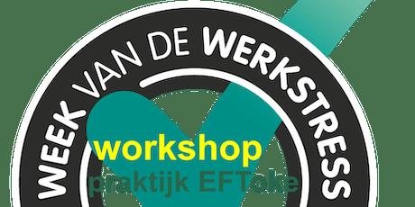 introductieworkshop Modern Stress Management in de week van de werkstress tickets