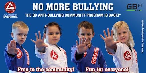Gracie Barra Kids' Anti-Bullying Seminar