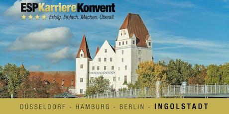 ESP Karriere Konvent - Ingolstadt Tickets
