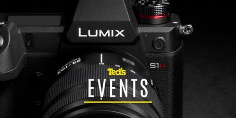 Panasonic - Exclusive hands on with the Lumix S1H | Sydney tickets