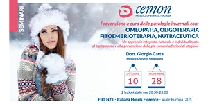 FIRENZE - Prevenzione e cura delle patologie invernali...