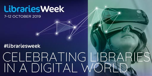 Libraries Week At Heysham Library (Heysham) #librariesweek