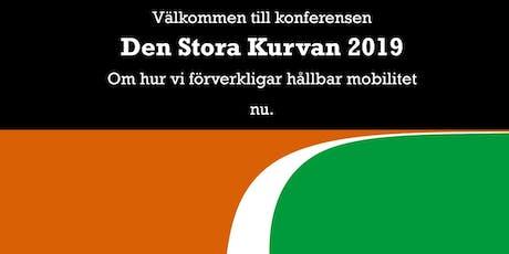 Den Stora Kurvan konferens 2019 tickets