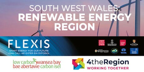 Renewable Energy Region  tickets