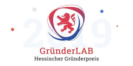 GründerLAB – Hessischer Gründerpreis Tickets