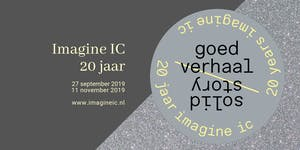 Let's Talk Listening jubileum seminar Imagine IC