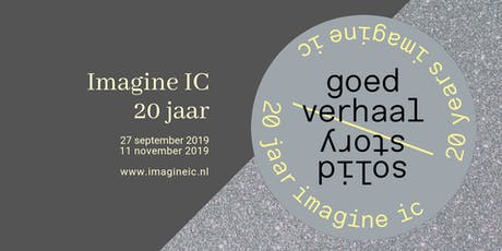Let's Talk Listening jubileum seminar Imagine IC tickets