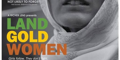 West Midlands Honour Based Abuse and Forced Marriage Consortium roadshow showcasing (FILM) Land Gold Women
