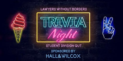 LWOB x Hall & Wilcox Trivia Night