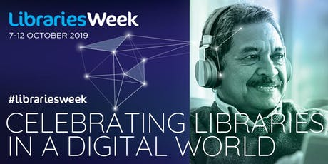 Libraries Week at Lostock Hall Library (Lostock Hall) #librariesweek tickets
