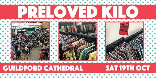 Guildford Preloved Vintage Kilo