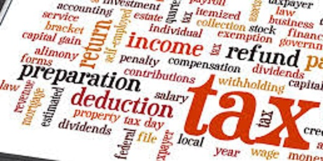 Tax Training & Orientation and Expectations Day tickets