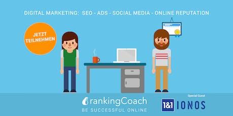 Best of Online Marketing Workshop in Stuttgart: SEO, Ads, Local Listing Tickets