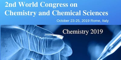 2nd World Congress on Chemistry and Chemical Sciences