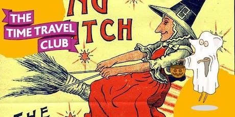 Time Travel Craft Club: Halloween tickets