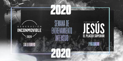 GENERACIÓN INCONMOVIBLE 2020