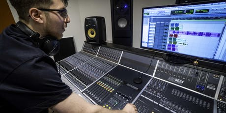 Audio Engineering Workshop Tickets