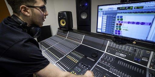 Audio Engineering Workshop