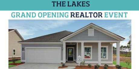 The Lakes VIP Realtor GRAND OPENING! tickets