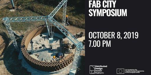 FAB CITY Symposium