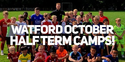October Half Term Football Camp - Football Icon Academy