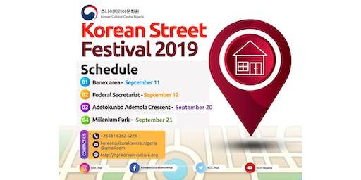 Korea Street Festival 2019