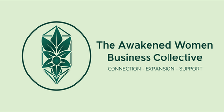 The Awakened Women Business Collective OCTOBER Monthly Membership Meet tickets