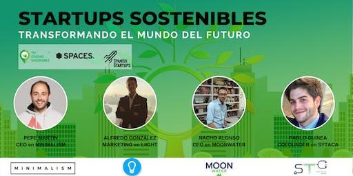 STARTUPS SOSTENIBLES: Transformando el mundo del futuro