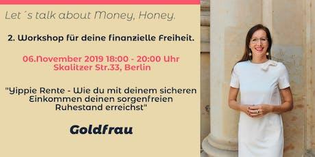 Finanzielle Freiheit planen für Frauen Teil 2 Tickets