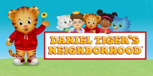 Daniel Tiger's Neighborhood Screening Party