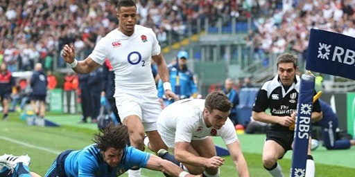 Italy v England 6 NATIONS  RUGBY 14TH March 2020  FLIGHTS,TICKETS ,HOTEL