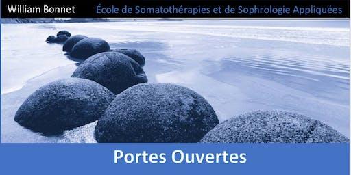 Portes ouvertes Ecole de Somatothérapies et de Sophrologie Appliquées