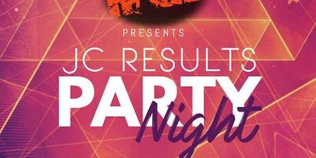 RAGE MULLINGAR JC RESULTS NIGHT tickets