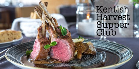 Kentish Harvest Supper Club tickets