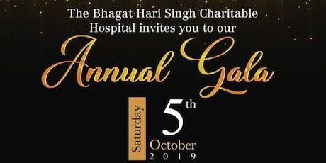 BHS Charitable Hospital Gala 2019 tickets
