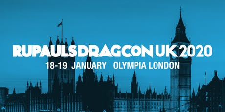RuPaul's DragCon UK tickets