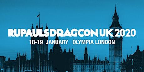 RuPaul's DragCon UK tickets