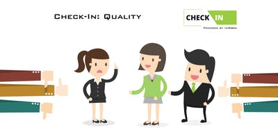 Check-In: Quality