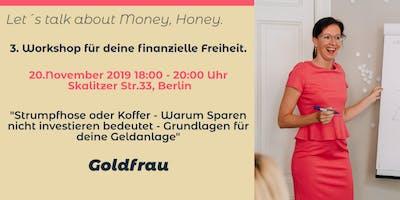 Finanzielle Freiheit planen für Frauen Teil 3